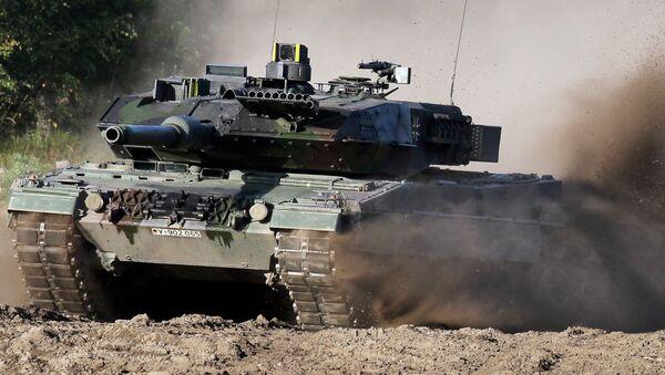 Il carro armato Leopard 2, che dovrà essere sostituito dall'MGCS - Sputnik Italia