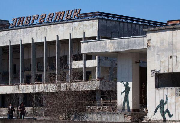 Il Palazzo della Cultura Energetik a Pripyat - Sputnik Italia