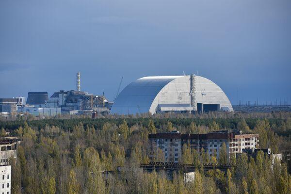 La centrale è stata definitivamente chiusa solo il 15 dicembre 2000: il terzo reattore è stato spento per ultimo. - Sputnik Italia