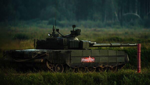 Il carro armato T-90 - Sputnik Italia