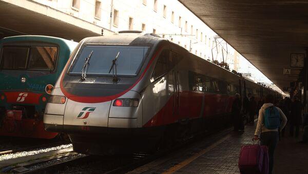Treni italiani - Sputnik Italia