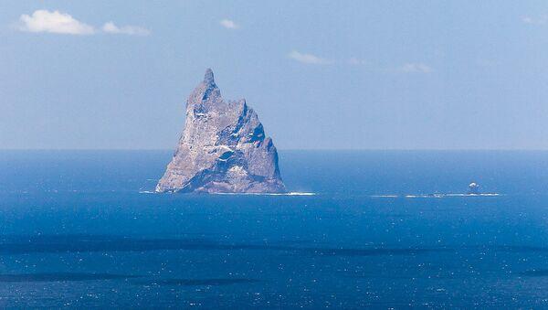 Piramide di Ball ed Islanda di Wheatsheaf - Sputnik Italia