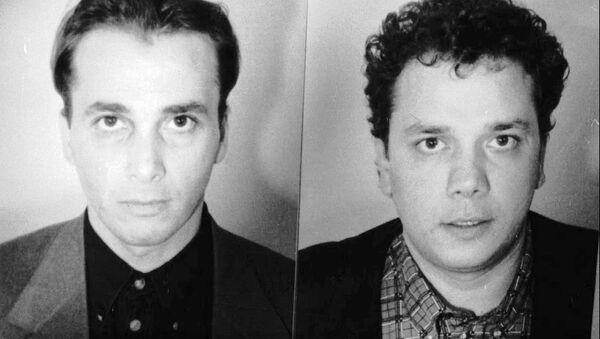 Filippo e Giuseppe Graviano imputati per l`omicidio di Padre Puglisi.  - Sputnik Italia