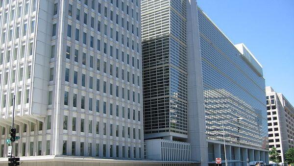 Штаб-квартира Всемирного банка в Вашингтоне - Sputnik Italia