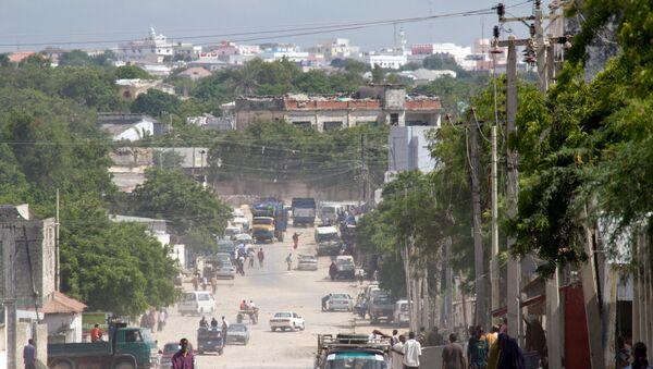 Una vista sulla capitale della Somalia, Mogadiscio - Sputnik Italia