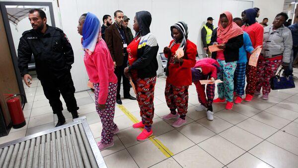 Migranti in Libia - Sputnik Italia