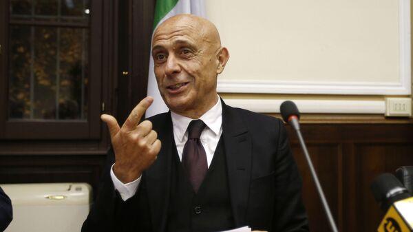Marco Minniti - Sputnik Italia