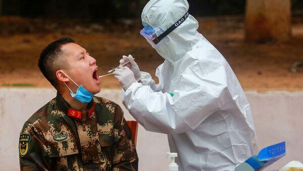 Coronavirus in Cina - Sputnik Italia