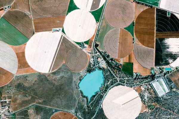 Vista di un'area nella provincia del Sudafrica - Sputnik Italia
