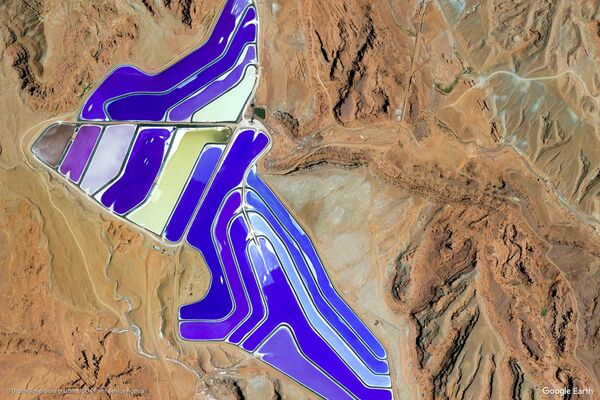 Vista di un'area vicino alla città di Moab, Utah, USA - Sputnik Italia