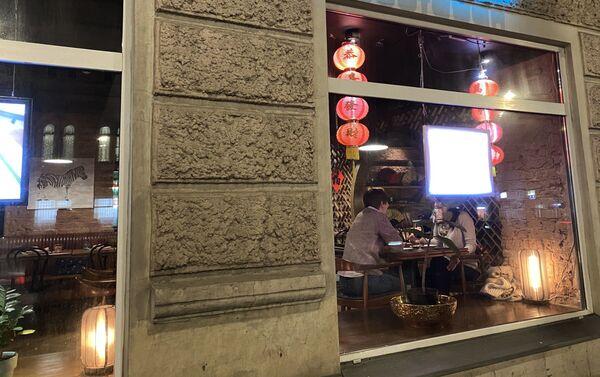I ristoranti e i negozi cinesi a Mosca, Russia  - Sputnik Italia