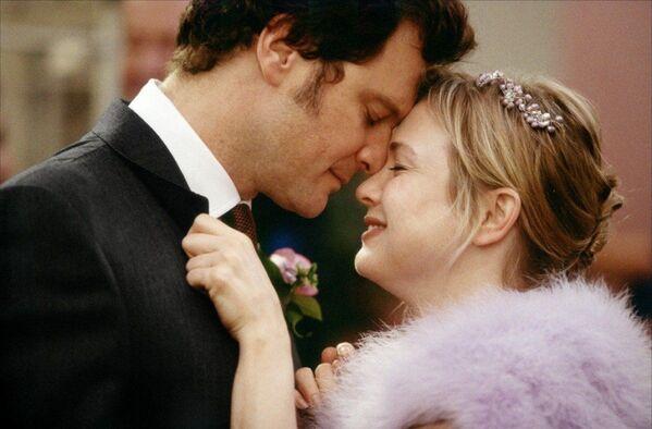 Renée Zellweger e Colin Firth nel film Il diario di Bridget Jones, 2001 - Sputnik Italia