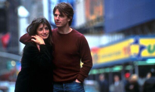 Penélope Cruz e Tom Cruise nel film Vanilla Sky, 2001 - Sputnik Italia