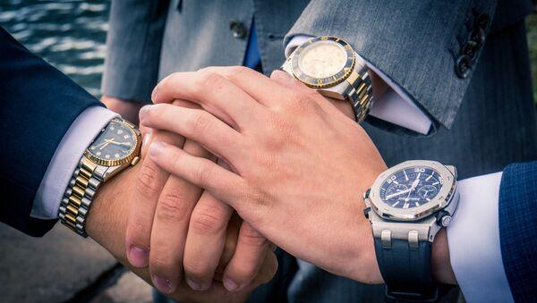 Uomini in Rolex - Sputnik Italia
