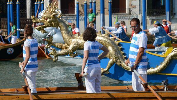 Carnevale di Venezia - Sputnik Italia