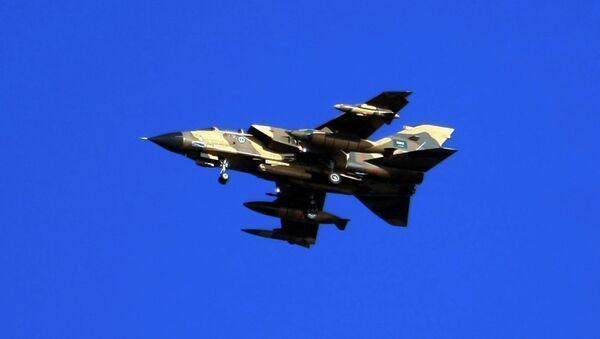 Un aereo da guerra Tornado saudita - Sputnik Italia