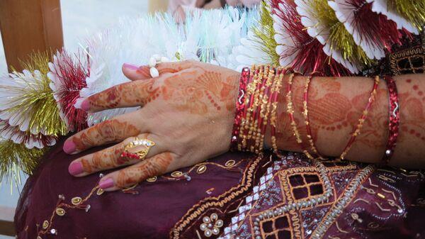 Matrimonio in Pakistan - Sputnik Italia
