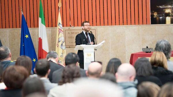 Giuseppe Provenzano, ministro per il Sud - Sputnik Italia