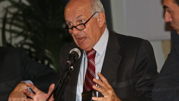Fausto Bertinotti - Sputnik Italia