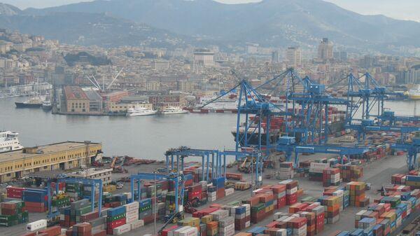 Porto di Genova - Sputnik Italia