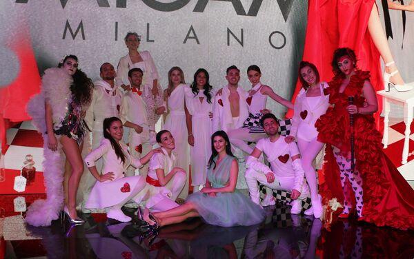 Show MICAM in Wonderland - Sputnik Italia