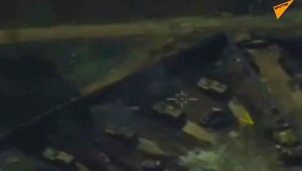 Militari russi pubblicano video su come la Turchia aiuta i ribelli in Siria - Sputnik Italia