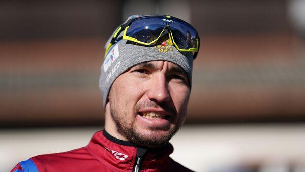 L'atleta russo Alexander Loginov - Sputnik Italia