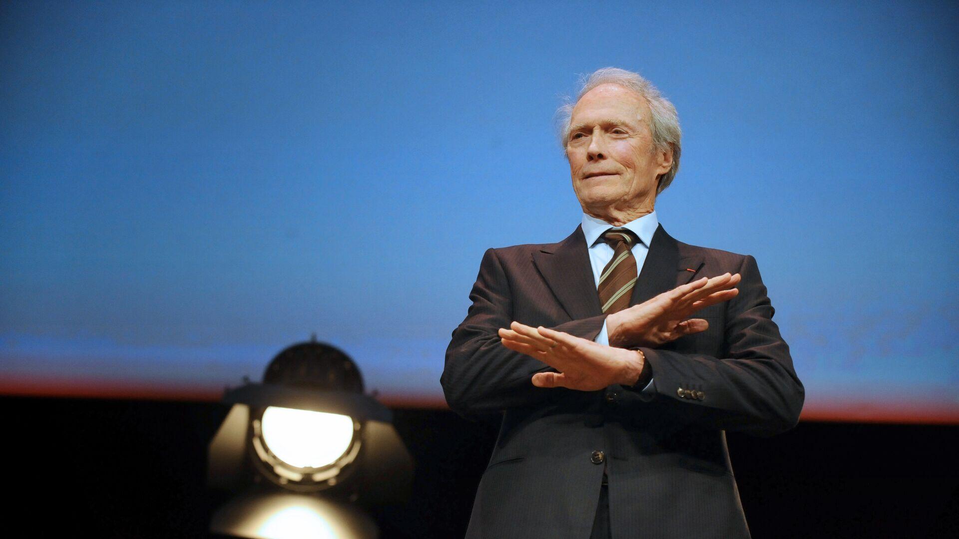 Clint Eastwood  - Sputnik Italia, 1920, 31.05.2021
