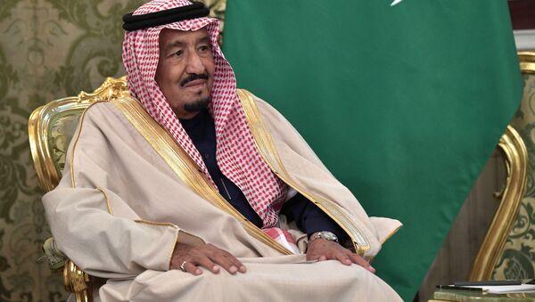 Il re dell'Arabia Saudita Salman bin Abdulaziz  - Sputnik Italia