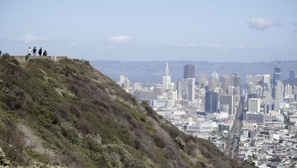 San Francisco - Sputnik Italia