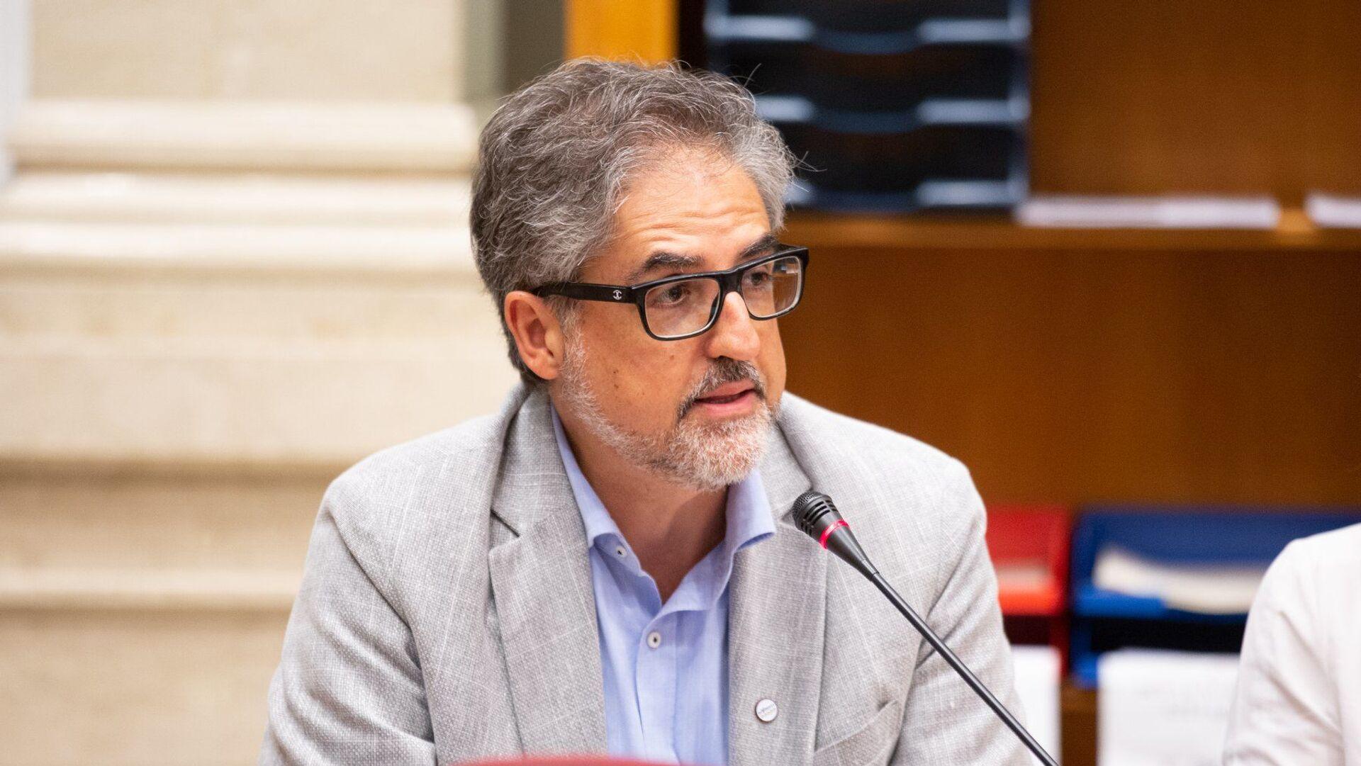 Pino Cabras, membro della Commissione Affari Esteri alla Camera dei Deputati - Sputnik Italia, 1920, 20.02.2021
