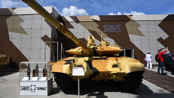 Il carro da combattimento T-90МС - Sputnik Italia