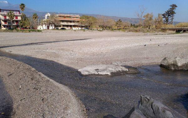 Le acque di uno dei depuratori multati - Sputnik Italia