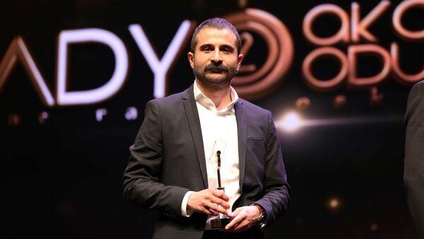 Capo redattore di Sputnik Turchia Mahir Boztepe - Sputnik Italia