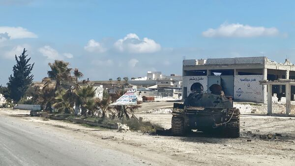 Provincia di Idlib, Siria - Sputnik Italia