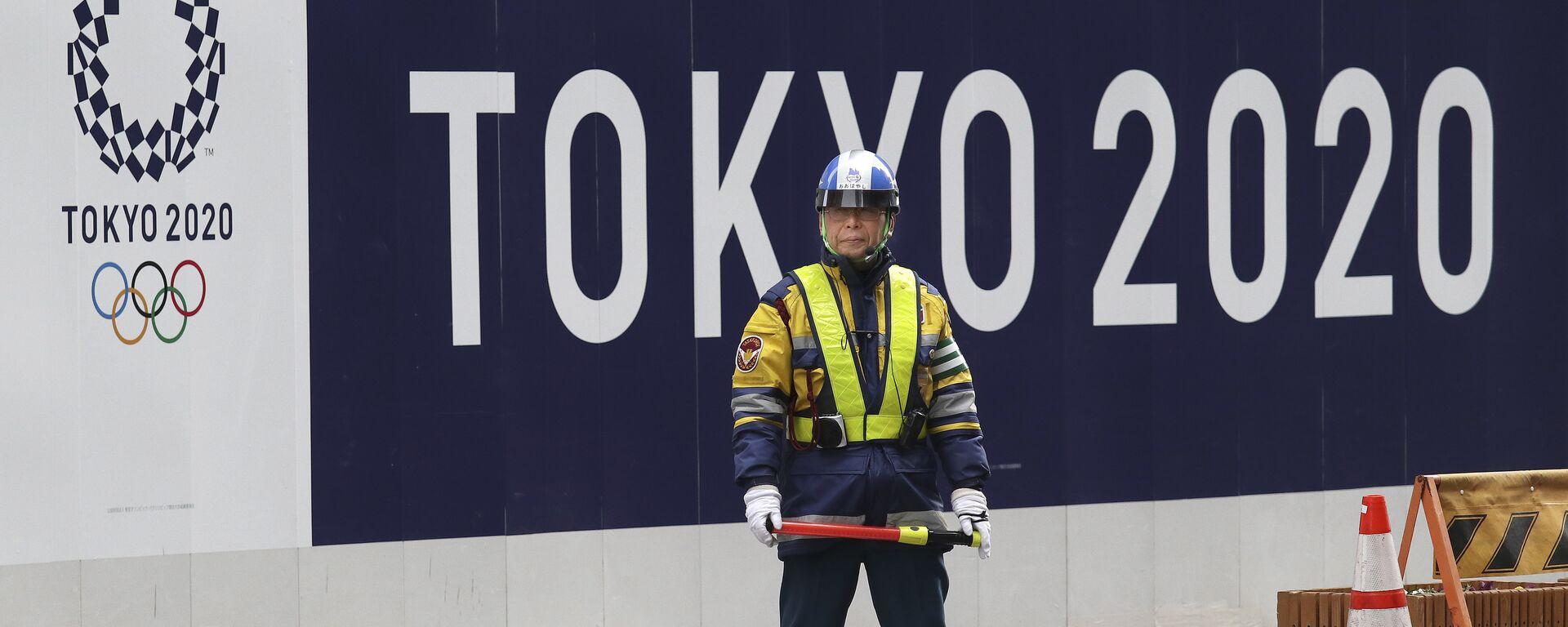 Olimpiadi Tokyo 2020 - Sputnik Italia, 1920, 07.05.2021