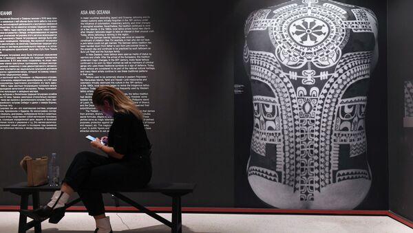 La mostra Tattoo al Museo Pushkin di Belle Arti - Sputnik Italia