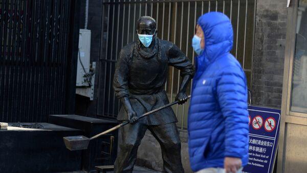 Coronavirus, Pechino - Sputnik Italia