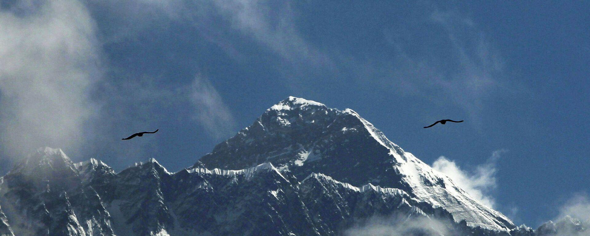 Uccelli sopra l'Everest - Sputnik Italia, 1920, 08.02.2021