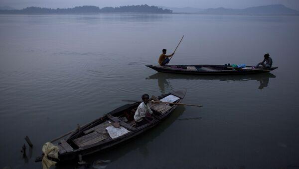 Pescatori indiani - Sputnik Italia