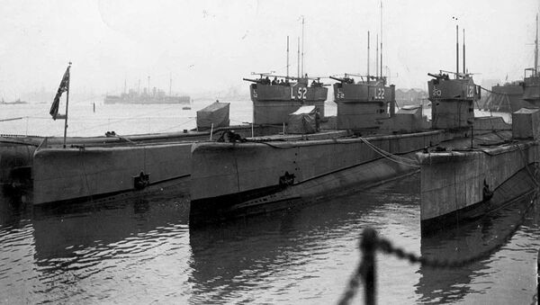 Sottomarino classe British L - Sputnik Italia