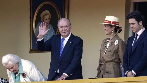 Juan Carlos I di Spagna - Sputnik Italia