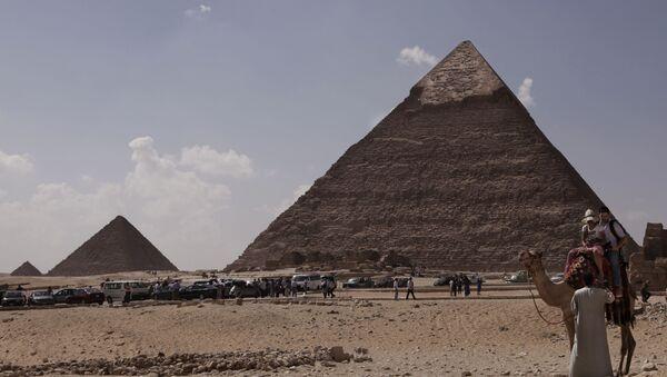 La Piramide di Chefre - Sputnik Italia