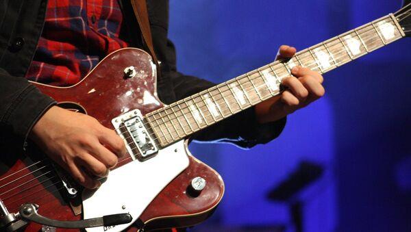 Guitar - Sputnik Italia