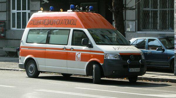 Ambulanza in Bulgaria - Sputnik Italia