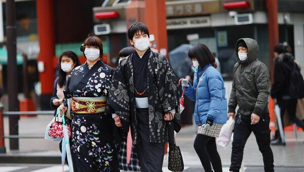 Coronavirus in Giappone - Sputnik Italia