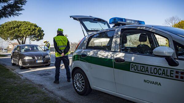 Polizia locale  - Sputnik Italia