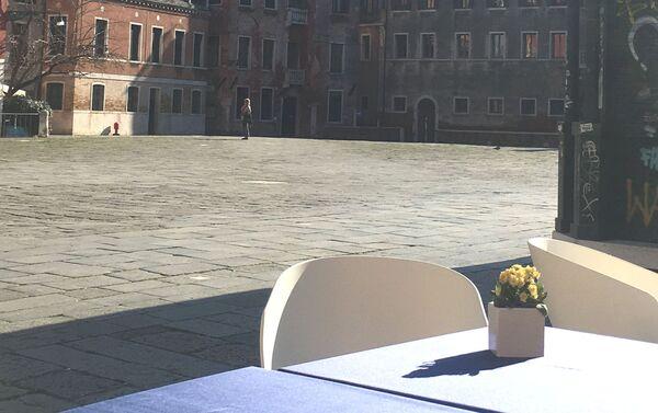 Campo S. Angelo di Venezia - Sputnik Italia