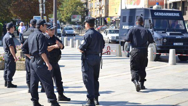 La polizia in Bulgaria - Sputnik Italia