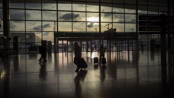 Barcellona aeroporto - Sputnik Italia